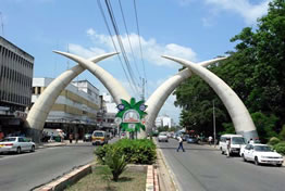 Mombasa Tusks - Excursions and City tour