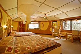 Amboseli Sopa Lodge Room